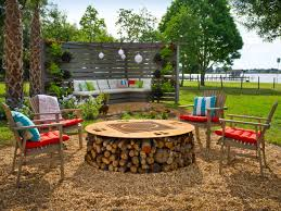 66 Fire Pit and Outdoor Fireplace Ideas | DIY Network Blog: Made + ...