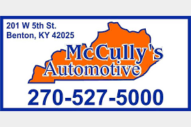 mccully s automotive auto auto dealers in benton ky