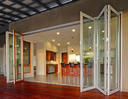glass bifold doors. Glass Bifold Doors Exterior F70 On Perfect Home Decorating Ideas With