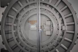 Antique Vault Doors for Sale - Exclusively from Brown Safe Mfg.