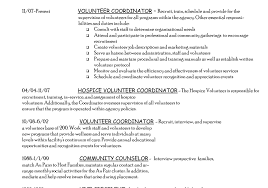 resume archaicfair resume resume templates including volunteer work cover letter volunteer resume sample resumevolunteer resume sample sample cover letter for volunteer work