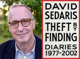 david sedaris will present theft by finding diaries  david sedaris will present theft by finding diaries 1977 2002
