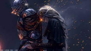 Dark souls fire keeper ...