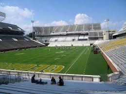 Bobby Dodd Stadium Section 132 Rateyourseats Com