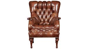 Stickley Leopold s Chair and Ottoman