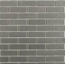 75 x2 5 metal tile brick pattern
