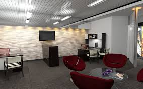 3d office design. Wonderful Office Awesome 3d Office Design 0 With S