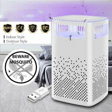 Uv Light Insect Killer Safety Us 7 79 35 Off 2019 Safe Ultraviolet Light Usb Photocatalyst Mosquito Killer Lamp Mute Led Bug Zapper Pest Reject Repellent Insect Trap Lamp In