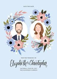 best 20 wedding illustration ideas on pinterest no signup Personalised Drawing Wedding Invitations custom illustrated couple portrait save the date card digital file only wedding invitation illustrated Peacock Wedding Invitations