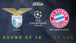 2020-21 UEFA Champions League – Lazio vs Bayern Munich Preview & Prediction  - The Stats Zone