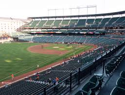 Seating Chart Camden Yards Baltimore Md Oriole Park At Camden Yards Section 264 Seat Views Seatgeek