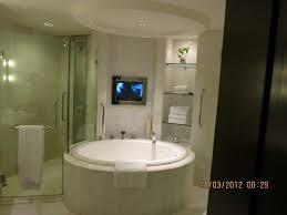 shangri la hotel kuala lumpur bathroom in suite