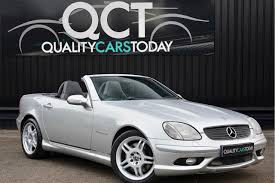 All the cars on sale have been checked and tested by approved dealers, many come with a warranty, giving you peace of mind when searching for automatic slk cars in the classified ads. Used Mercedes Slk 32 Amg U801 For Sale