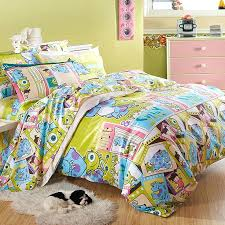 Best Monsters Inc Bedroom Images On Monsters Inc Monsters Inc Duvet Cover  Set Monsters University Toddler . Monsters Inc ...