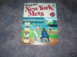 1971 NEW YORK METS DELL STAMP BOOK-NOLAN RYAN-SEAVER | #75109797