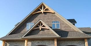 Home Exterior Decorative Accents Gable Trim Belk Custom Builders 29