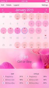 Ovulation Calculator Fertility Tracker Menstrual