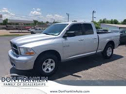 Somerset Bright Silver Metallic 2009 Dodge Ram 1500: Used Truck for ...