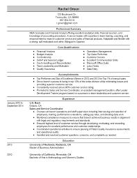 Finance Skills Resume Best Of Sr Financial Analyst Resume