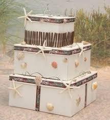 beach themed wedding card box diy crafting ideas pinterest Wedding Card Box Ideas Beach Theme unique beach theme wedding cakes ~ womenboard wedding card boxeswedding wedding card box beach theme