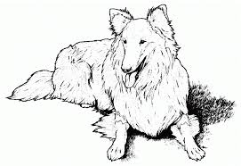 Small Picture Free Coloring Pages Of Dog Color Number Coloring Dogs Free Dog