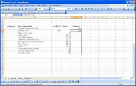 excel checkbook formula using excel part 1 tracking spending paranoid asteroid