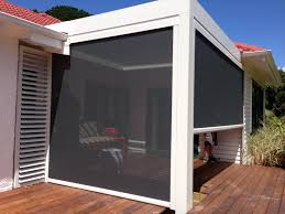 transoa square modern fabric outdoor blinds and shades stained design copy amusing outdoor
