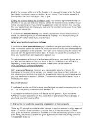 The Tenant Information Packs Assured Tenancies Scotland Order 2013