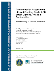 pdf demonstration assessment of light