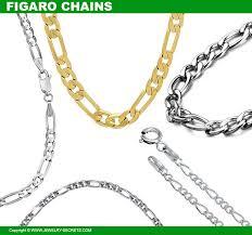 figaro chain necklaces