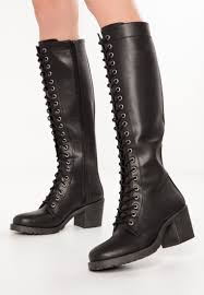 women shoes boots lace up boots