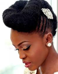 Coiffure Mariage Africaine Maquillage Mariage