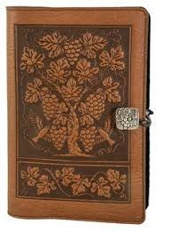 leather journals handmade by oberon design in the u s a refillable covers available in a