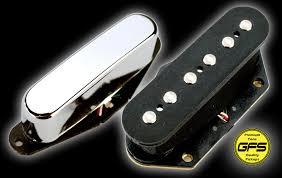kp hard vintage neovin noiseless tele pair kwikplug® ready