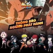 Naruto Hỏa Chí bất ngờ thông báo ngừng phát hành - Game online - Việt Giải  Trí