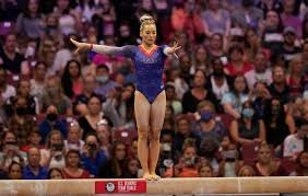 The olympics are officially underway and perhaps no sport is more highly anticipated than gymnastics, especially with simone biles and team usa looking to. Former Ute Gymnast Mykayla Skinner Believes She Finally Got A Fair Shot And She S Headed To Tokyo Because Of It