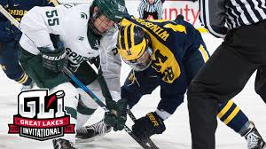 detroit history will be made on january 1 2018 as college hockey s oldest tournament the prestigious great lakes invitational makes its debut at