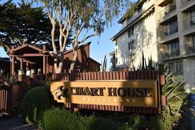Entrance To Chart House Monterey California Picture Of