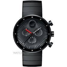 "men s movado edge chronograph watch 3680011 watch shop comâ""¢ mens movado edge chronograph watch 3680011"