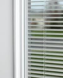 blinds inside window panes remove the old glass insert