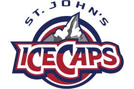 ahl logo ranking no 14 st john s icecaps