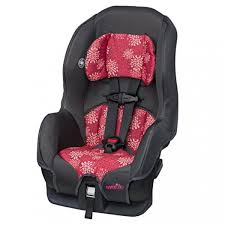 evenflo tribute lx convertible car seat pink mums