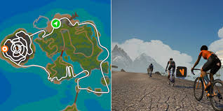 Race Recon: Volcano Climb After Party | Zwift