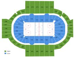 Xl Center Hartford Seating Chart With Rows Umass Lowell Riverhawks At Connecticut Huskies Hockey