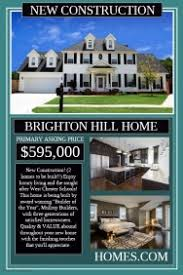 home for sale template customizable design templates for house for sale postermywall