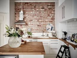 Exposed Brick Wall Create An Elegant Statement With A White Brick Wall Exposed