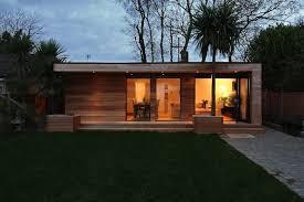 init studios garden office. Prefab ADU Keeps Family In One Place Init Studios Garden Office E