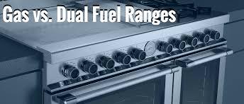 dual fuel vs gas range. Interesting Gas Gas Vs Dual Fuel Ranges To Vs Range A