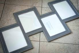 8 opening picture frame 4 collage x photo frames multi 4x6 horizontal