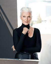 Maye Musk, 69, Is Now a CoverGirl - The New York Times